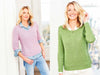 Sweaters in Stylecraft Naturals - Bamboo and Cotton (9750)