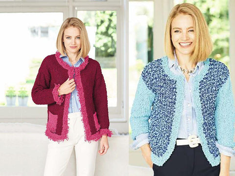 Jacket Knitting Kit and Pattern in Stylecraft Yarn (9776)