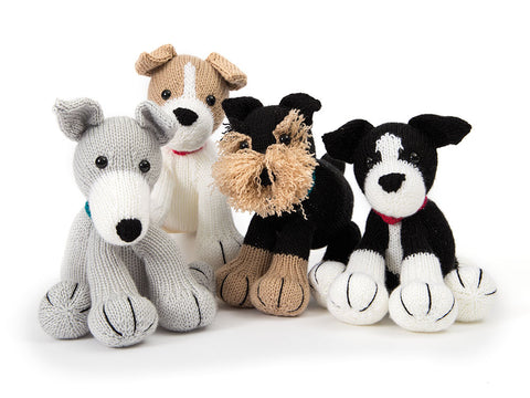 Dera-Dogs 2 in Deramores Studio DK - By Amanda Berry