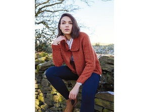Airton by Lisa Richardson in Rowan Valley Tweed