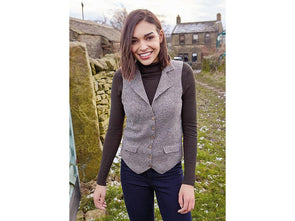 Austwick by Lisa Richardson in Rowan Valley Tweed