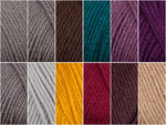 Deramores Studio DK Autumn Jewels Colour Pack