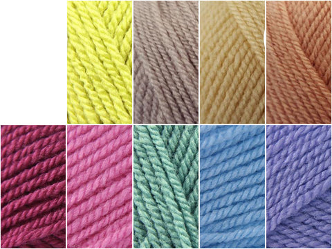 Stylecraft Special DK Baby Colour Pack