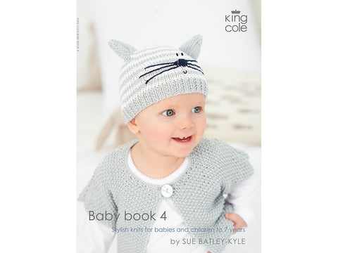Baby Book 4 by King Cole