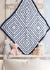 Deramores Studio DK Nautical Colour Pack with 'Block Blankie in Deramores DK'