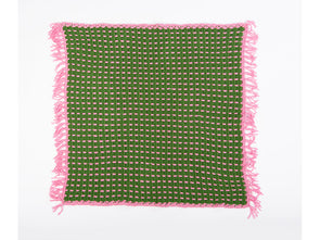 Block Stitch Blanket by Jo Janes in Deramores Studio Chunky