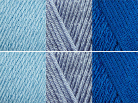Blue Hawaii Colour Pack by Deramores Customer Debi Lohr in Deramores Studio DK