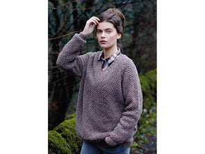 Bowfell by Lisa Richardson in Rowan Valley Tweed