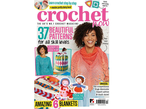 Crochet Now Magazine - Issue 42