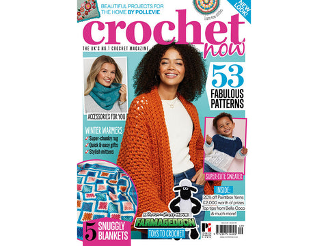 Crochet Now Magazine - Issue 49