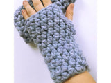 Cosy Crochet Scarf and Mitts in Cygnet Yarns Mythically Chunky (CY1178)
