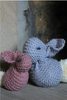 Easter Bunnies in Rowan Baby Merino Silk DK - Digital Version