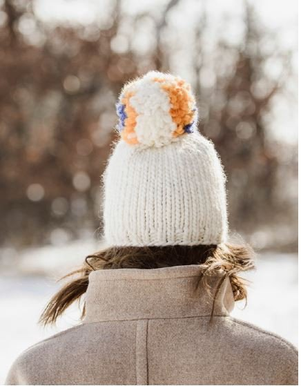 Big Pom Hat Digital Version