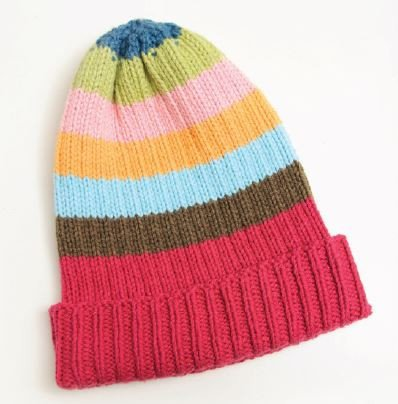 Modern Rib Hat Digital Version