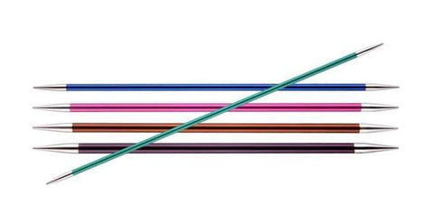 Knit Pro Zing Double Pointed Needles - 20cm Length