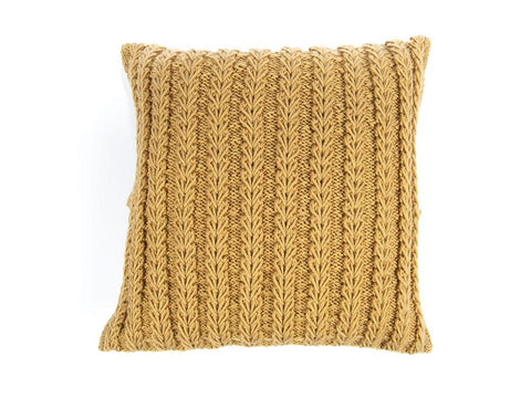 Autumn Harvest Cushion by Charmaine Fletcher in Deramores Studio DK