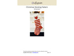Christmas Stocking Crochet Kit and Pattern in Rowan Yarn