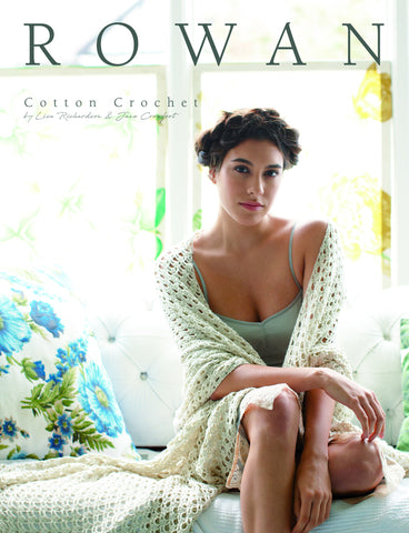 Cotton Crochet By Lisa Richardson & Jane Crowfoot