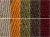 Eastern Spices Colour Pack in Cygnet Aran
