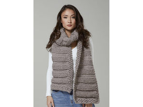 Dawn by MODE at Rowan in Rowan Big Wool