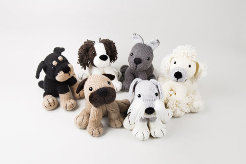 Dera-Dogs in Deramores Studio DK - By Amanda Berry