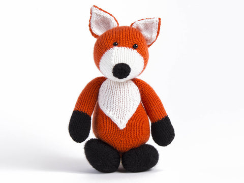 Deramores Woodland Creatures - Francesca the Fox - Digital Version