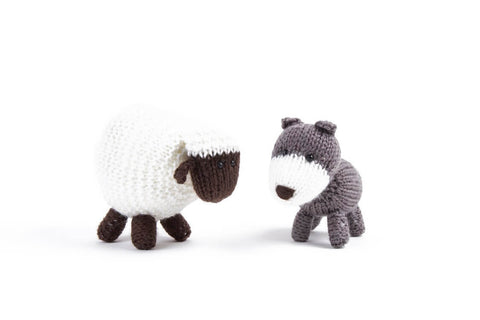 Deramores Farmyard Favourites - Dog and Sheep