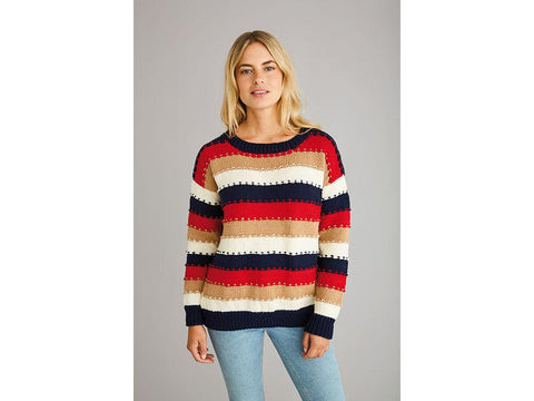 Ellie in Patons Merino Extrafine Aran