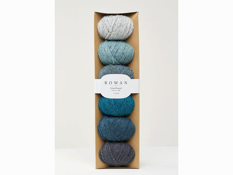 Rowan Felted Tweed Fade Kit
