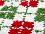 Festive Blanket by Sarah Murray in Deramores Studio Chunky