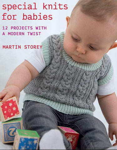Special Little Baby Knits by Martin Storey