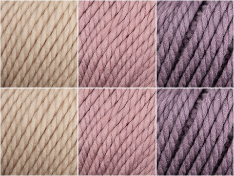 Rowan Big Wool Galah Colour Pack