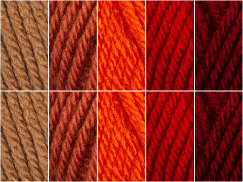 Grand Canyon Colour Pack in Deramores Studio DK