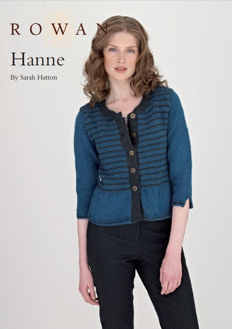 Hanne by Sarah Hatton