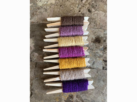 MysteryGhan Crochet Along by Julie Yeager Design