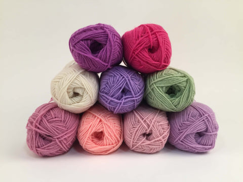 Sirdar Snuggly DK Tulips Colour Pack
