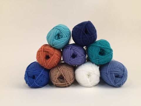 Sirdar Snuggly DK Nautical Colour Pack