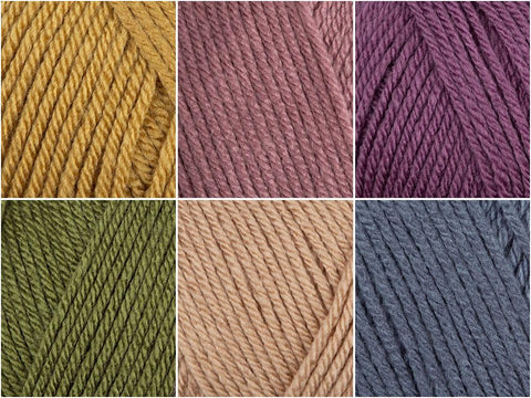 Isle Of Skye Colour Pack by Mhairi McCallum in Deramores Studio DK