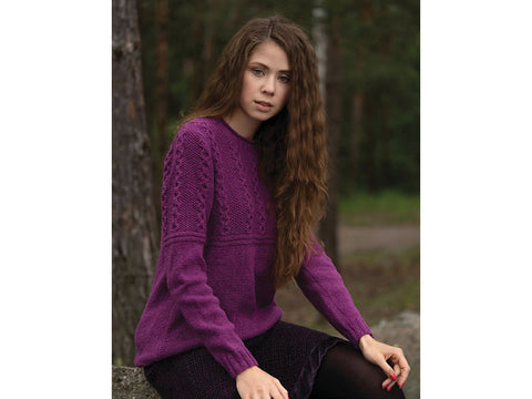 Orkney Sweater in Jody Long ALBA (16181)