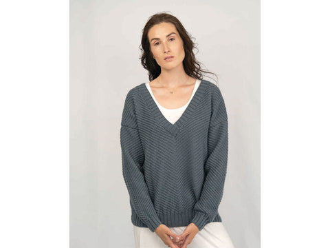 Siena Sweater in Jody Long CIAO (16532)