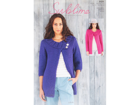 Jackets in Sublime Lola (6125)