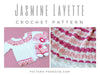 Jasmine Layette Set by Maria Bittner