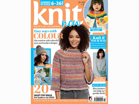 Knit Now Magazine - Issue 111