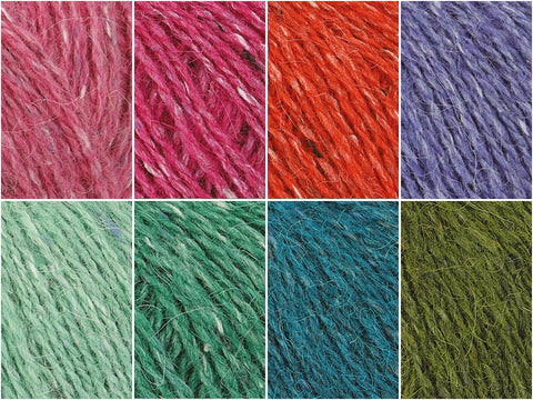 Rowan Felted Tweed Kaffe Fassett Shades Colour Pack