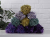 Mardi Gras Colour Pack in King Cole Tinsel Chunky
