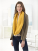 Lion Brand® Vanna's Choice® Cottonwood Cowl (Crochet) (L70083)