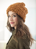 Lion Brand® Hometown USA® Ridgewood Hat (Crochet) (L70095)