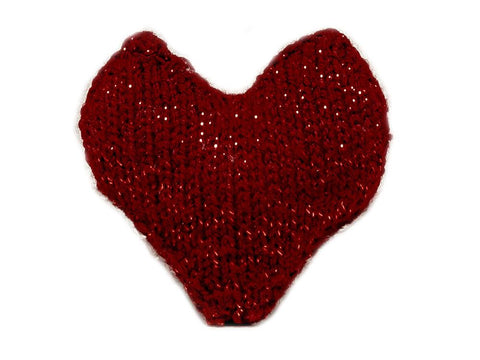 Love Heart Pattern in King Cole Yarn