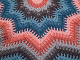 Mystical Star Blanket Crochet Kit and Pattern