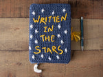 Written In The Stars Notebook Crochet Kit and Pattern in Deramores Yarn